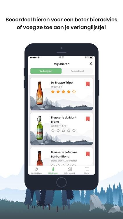 Scover Persoonlijk bieradvies