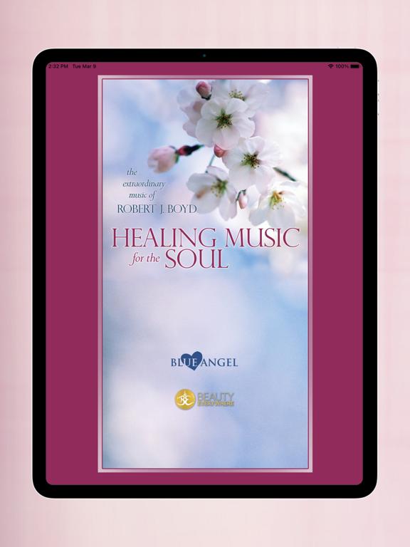 Healing Music for the Soul screenshot 9