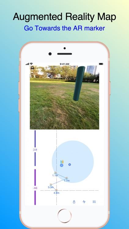 Gizmo Finder: my lost earpods screenshot-0