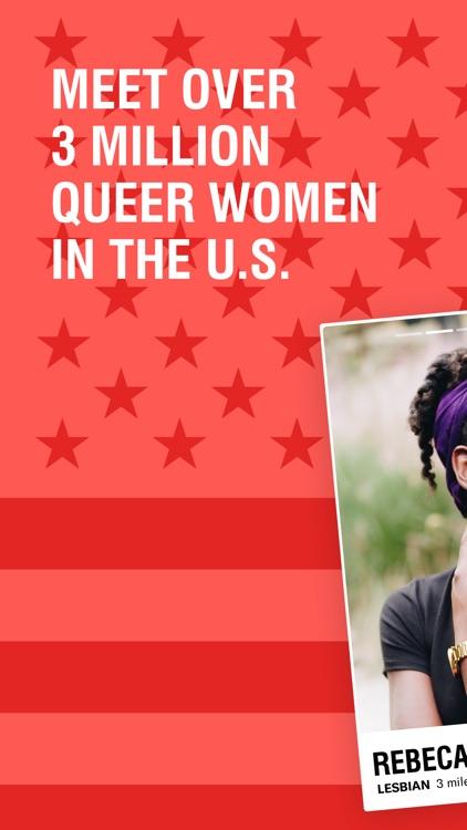 HER:Lesbian & LGBTQ Dating App screenshot-0