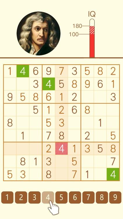 Sudoku - Number puzzle games screenshot-4
