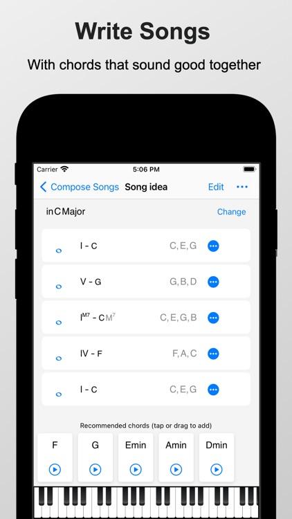 Piano Chords and Scales screenshot-5