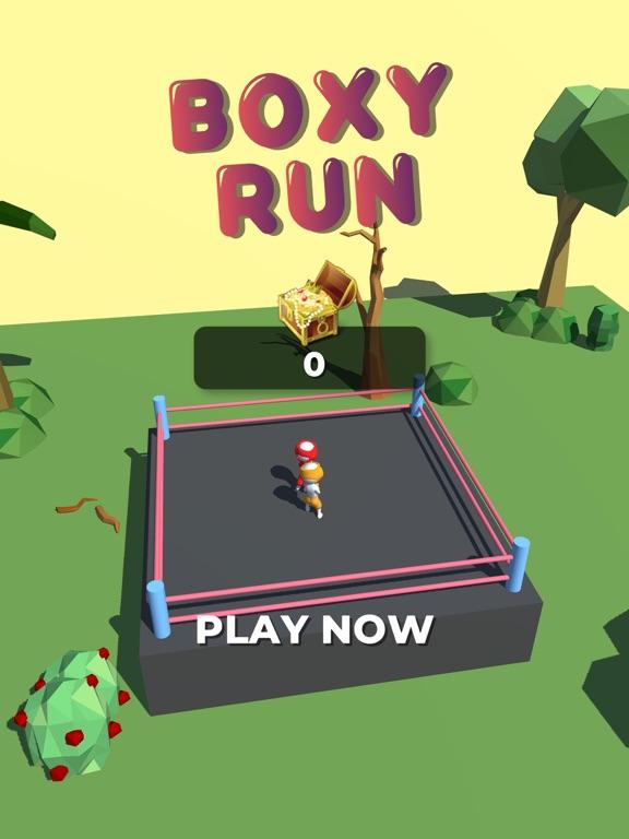 Boxy Run! screenshot 7
