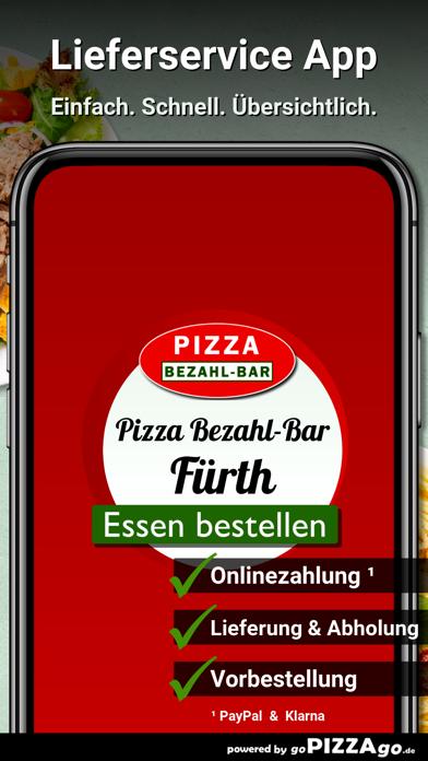Pizza Bezahl-Bar Fürth screenshot 1
