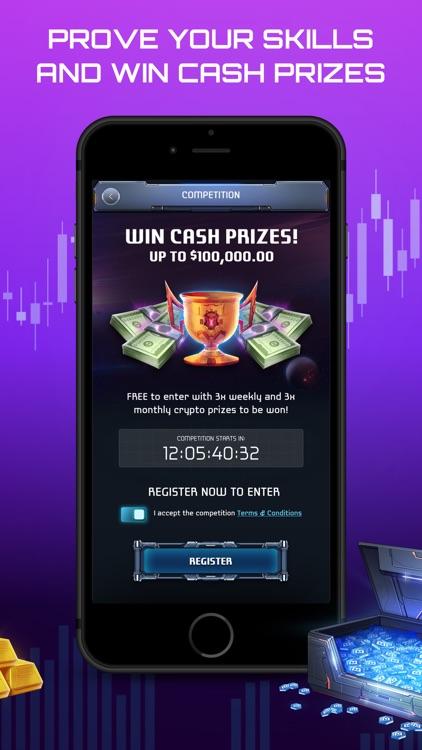 Botwars: Crypto Trading Game screenshot-3