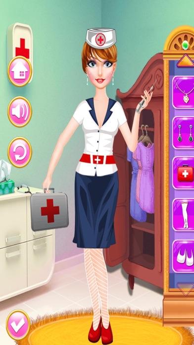 Beautiful Dress Up&Makeup Girl screenshot 4