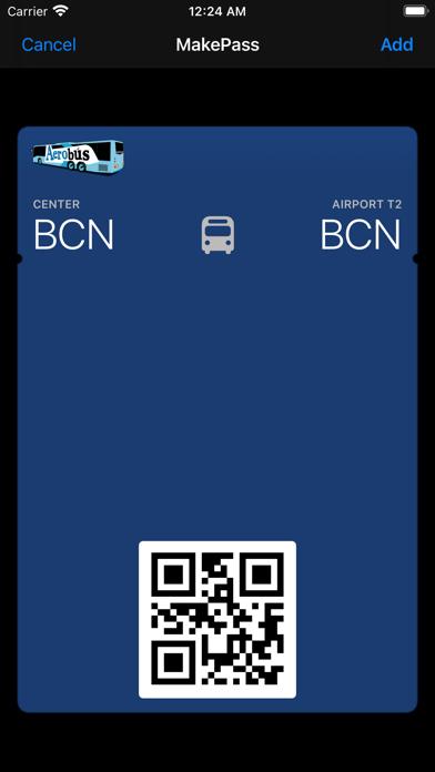 MakePass: Barcode to Walletのおすすめ画像4