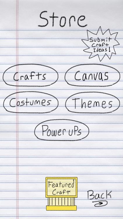 Paper Doodle Craft screenshot-6