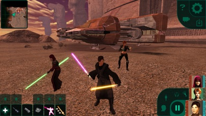 Star Wars™: KOTOR II screenshot 3
