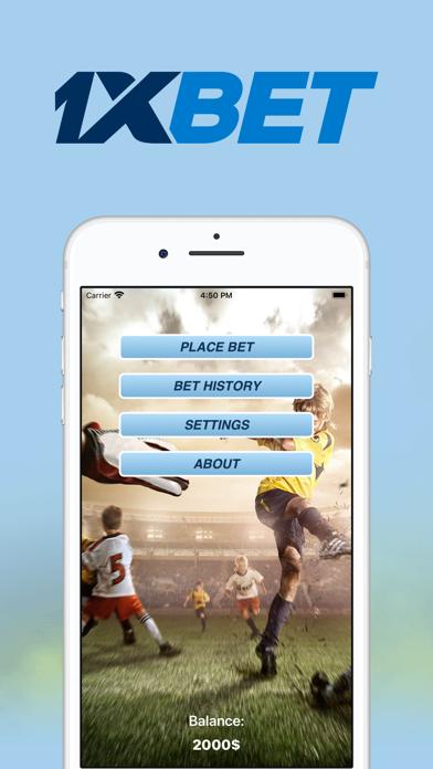 cancel OneXbet app subscription image 1