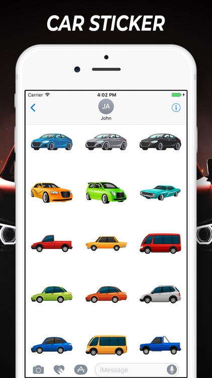 Car Stickers Pack screenshot-3