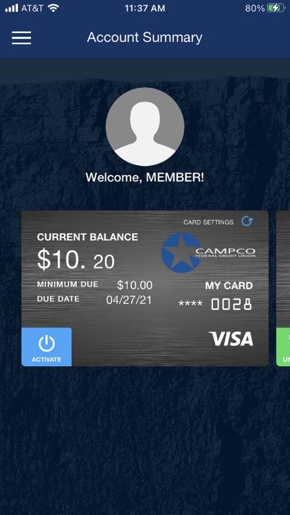 MyCU Card