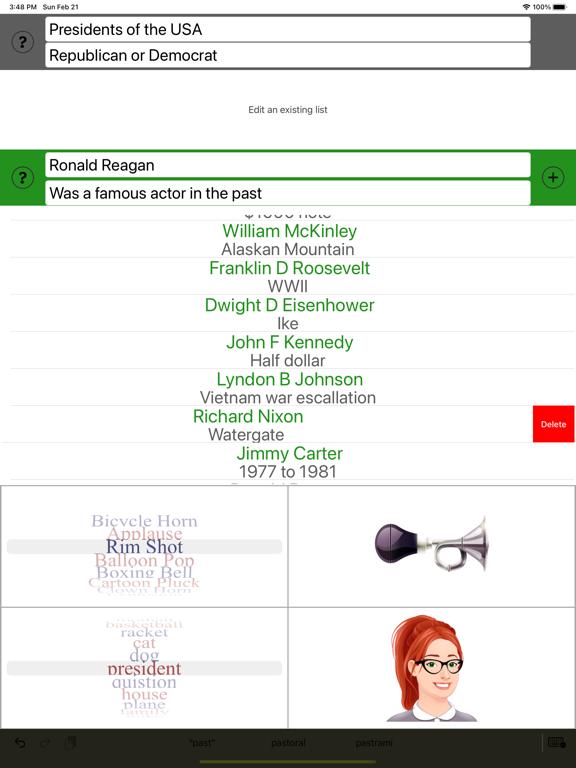 My trivia a personal word game screenshot 9