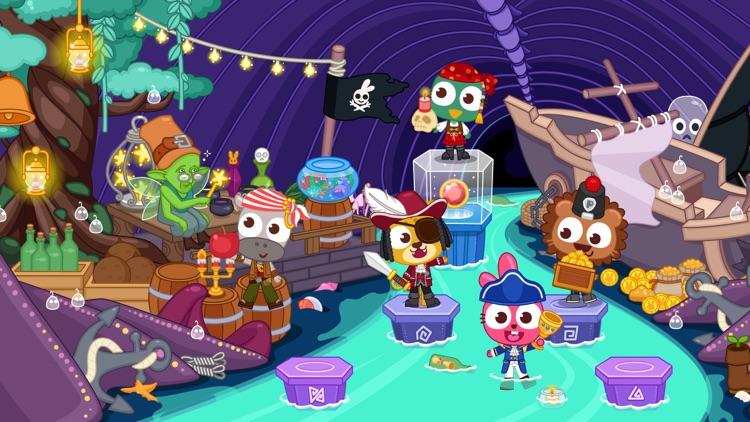 Papo Town Pirate screenshot-4