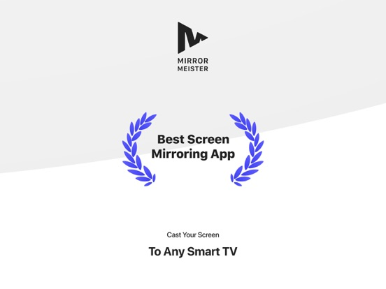 MirrorMeister for Smart TV screenshot