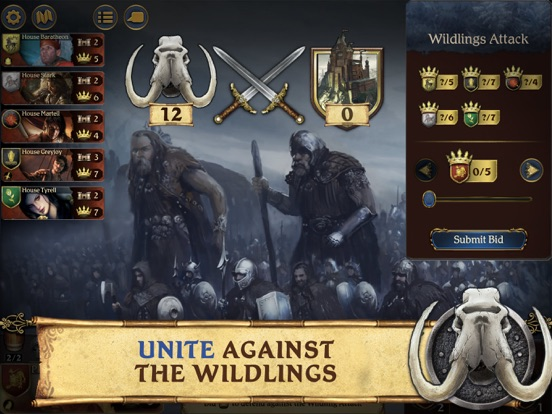 A Game of Thrones: Board Game screenshot 8