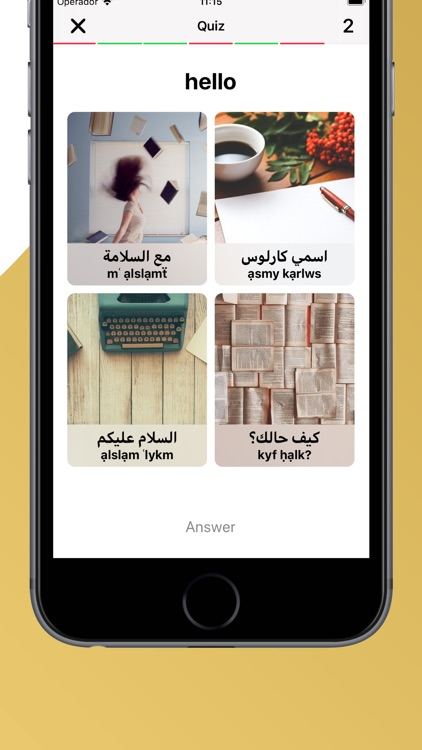 Learn Arabic with LENGO screenshot-3