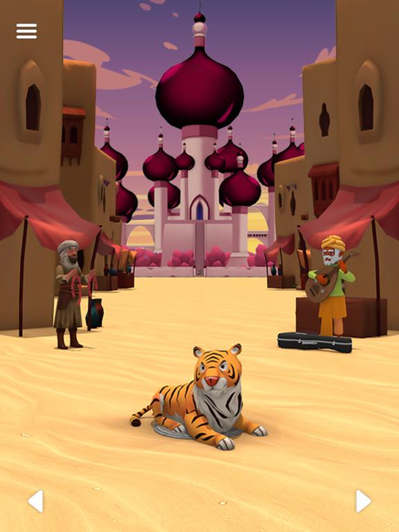 脱出ゲーム アラビアン・ナイト ~アラジンと魔法のランプ~のおすすめ画像7