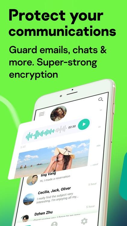 Secure VPN & Proxy – Kaspersky screenshot-5