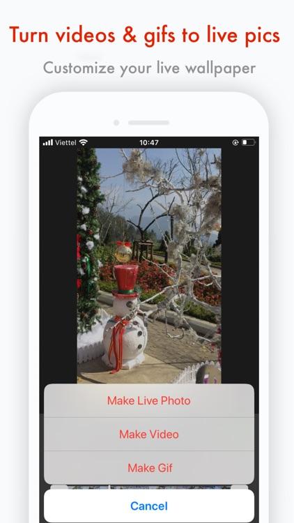 Make Live Wallpaper screenshot-3