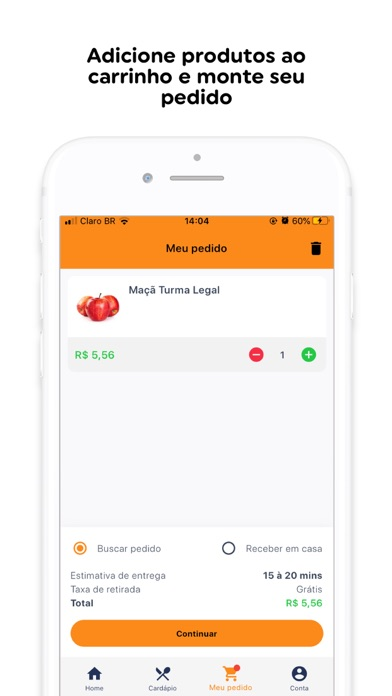 Camargo - Frutas da Estação screenshot 4
