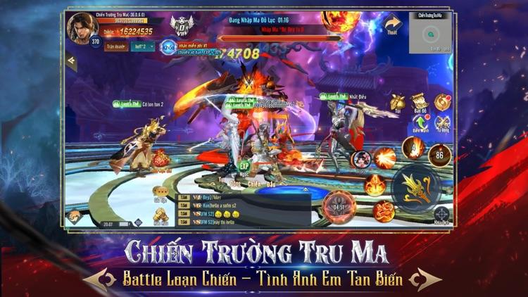 Thần Vương Nhất Thế VTC screenshot-4