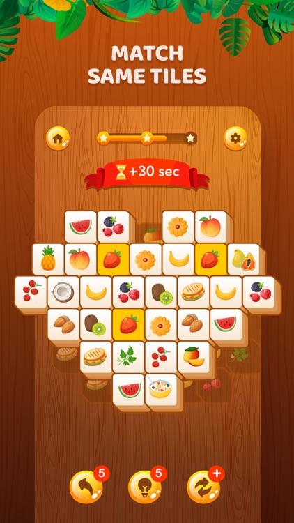 Tile Crush : New Mahjong Craft screenshot-0