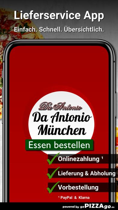 Da Antonio München screenshot 1