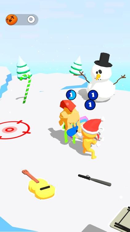 Stickman Boxing Battle 3D screenshot-7
