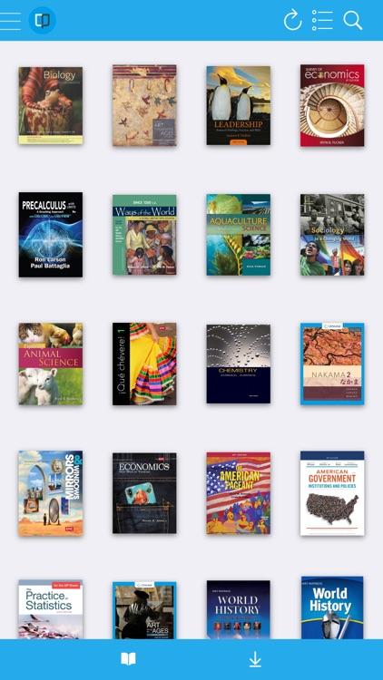TextbookHub Reader