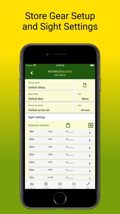 ArcherySuccess - Score & Plot screenshot-6
