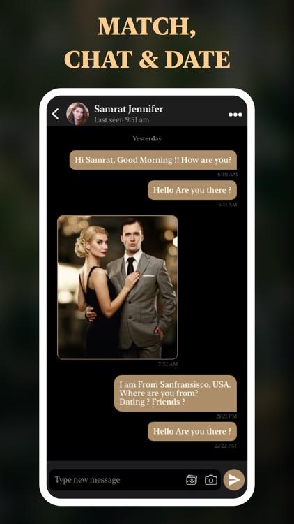 The Upscale -Dating League App screenshot-6