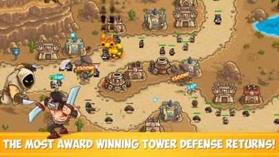 Kingdom Rush Frontiers TD Screenshot