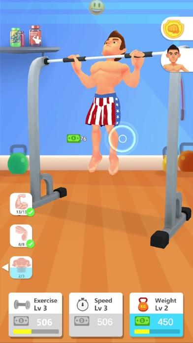 Idle Workout Master: MMA Fight screenshot 4