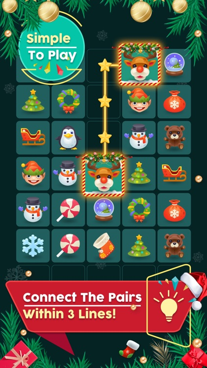 Connect-Pair Matching Puzzle screenshot-0