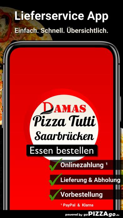 Damas Grill Saarbrücken screenshot 1