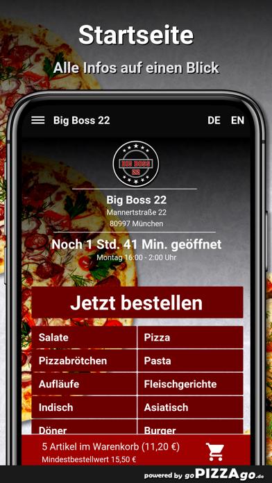Big Boss 22 München screenshot 2