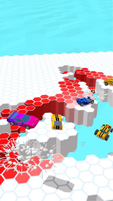 Race Arena: Fall Carsのおすすめ画像3