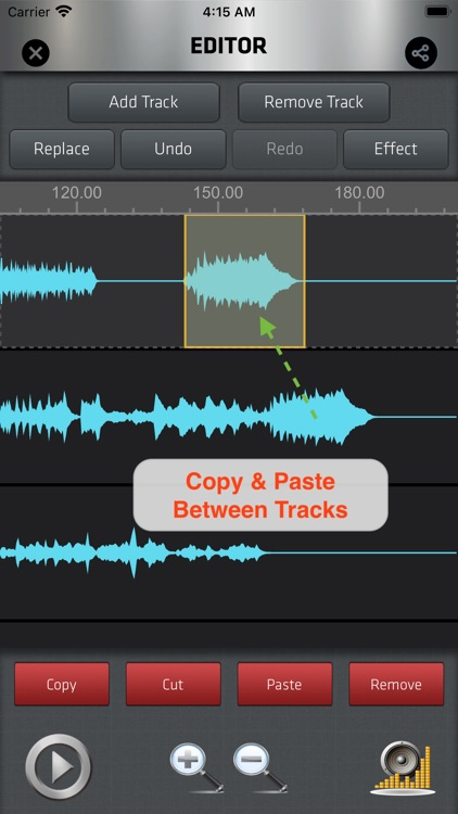 AudioRoom - Sound Creation screenshot-3