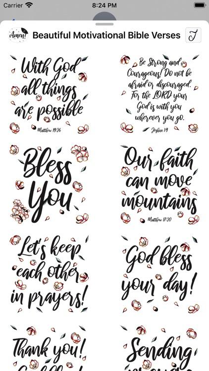 Beautiful Motivational Bible screenshot-3