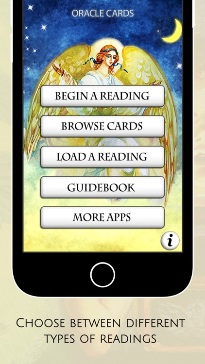 Angel Dreams Oracle Cards screenshot-3