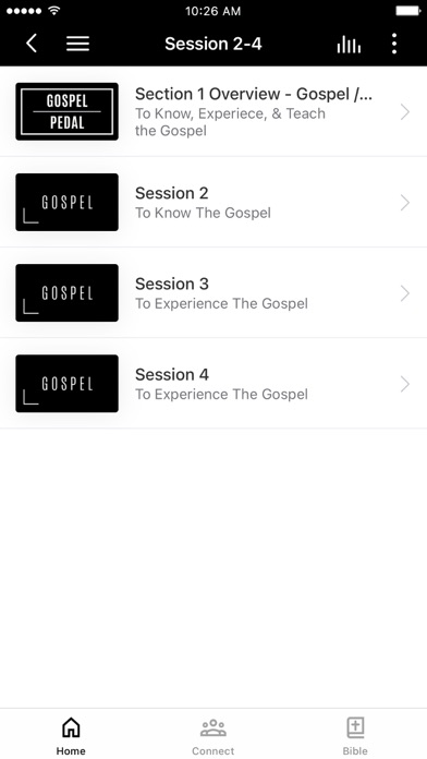 Discipleship Bike Screenshot