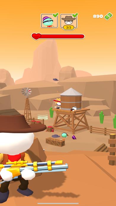 Western Sniper: Wild West FPS screenshot 4