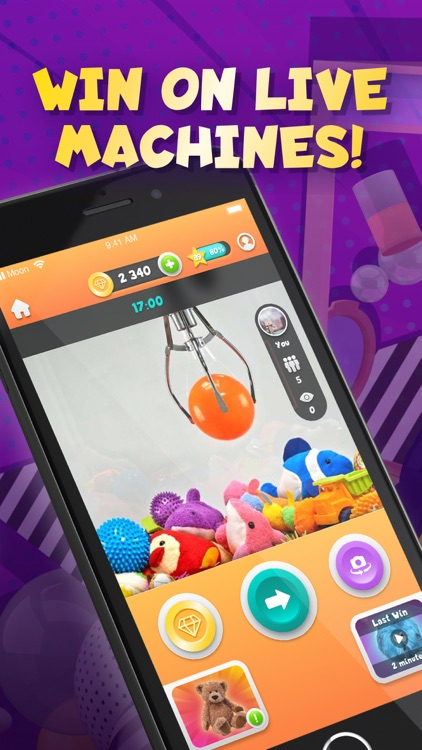 Live Claws - claw mashine game