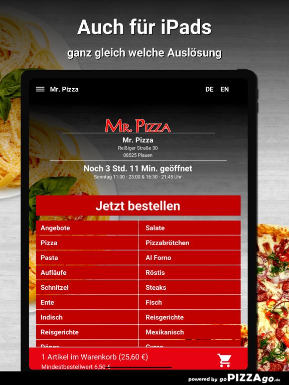Mr. Pizza Plauen screenshot 7