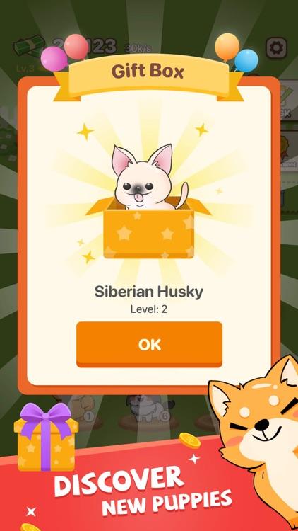 Puppy Town - Merge & Win screenshot-4