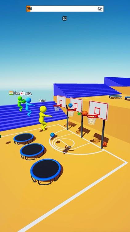 Jump Dunk 3D screenshot-0