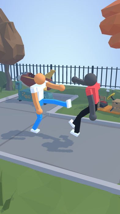 Ragdoll Fighter screenshot 3