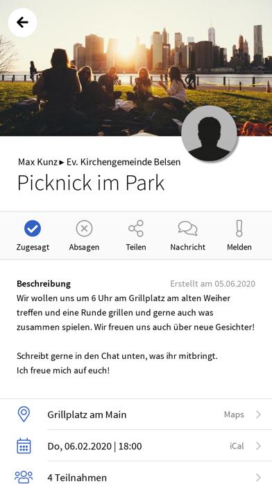 Ev. Kirchengemeinde Belsen screenshot 3