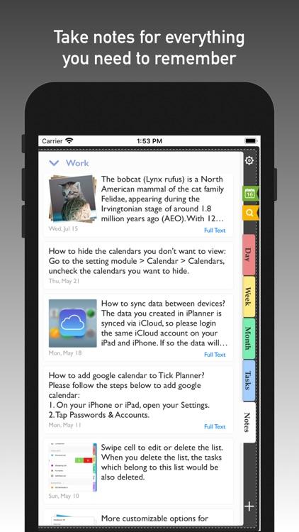 AnyPlan: Time Schedule Planner screenshot-3